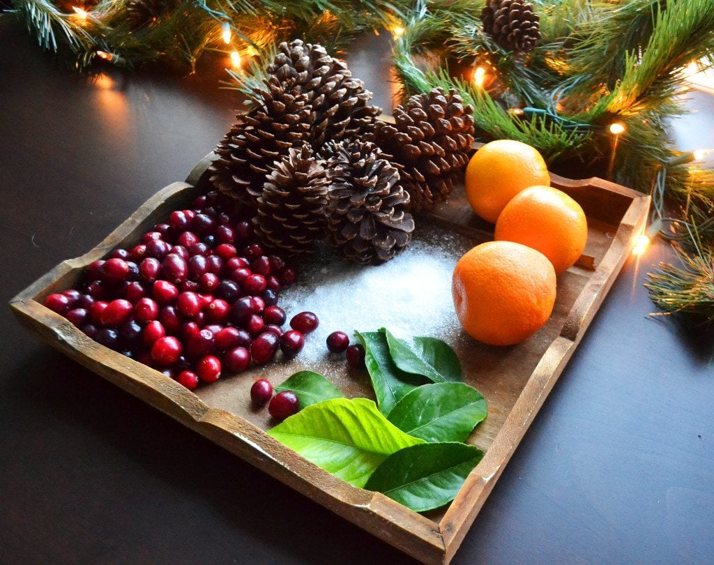 Natural Holiday Decor Ideas