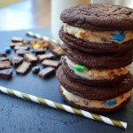 Homemade Oreo Cookies, Oreo Cookie Recipe, Oreo Stuffed Cookie