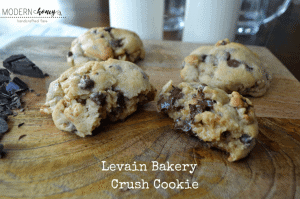 Levain Bakery Chocolate Chip Crush Cookies Modern Honey