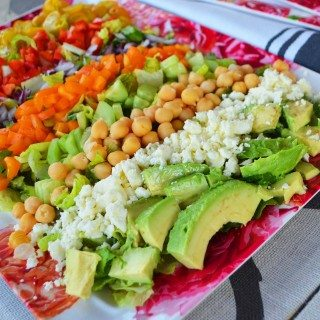 Color Me Pretty Salad
