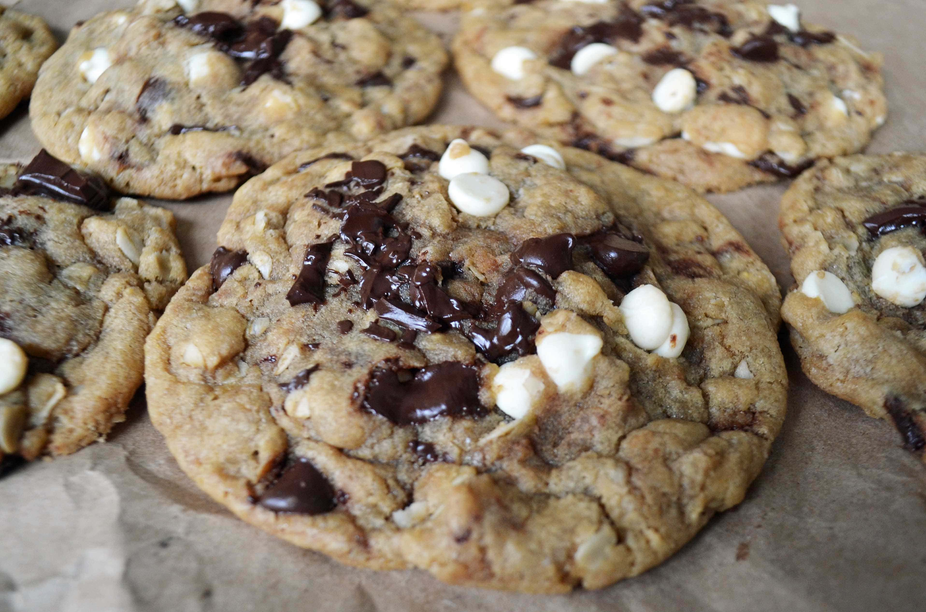 I Want to Marry You Cookies. The popular cookie made in one saucepan. The browned butter gives it a rich toffee caramel flavor that everyone loves. www.modernhoney.com