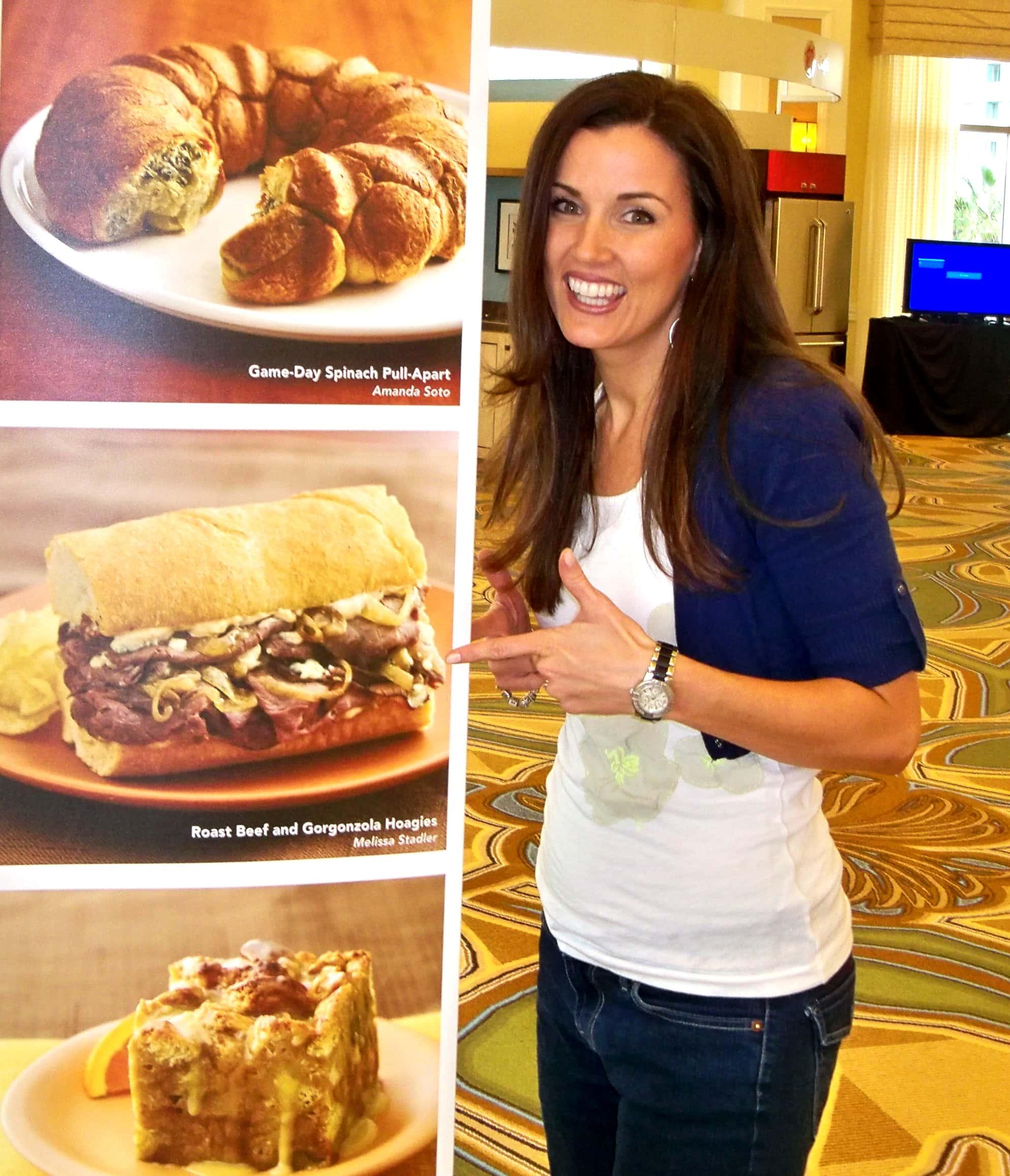 Pillsbury Bake-Off Melissa Stadler