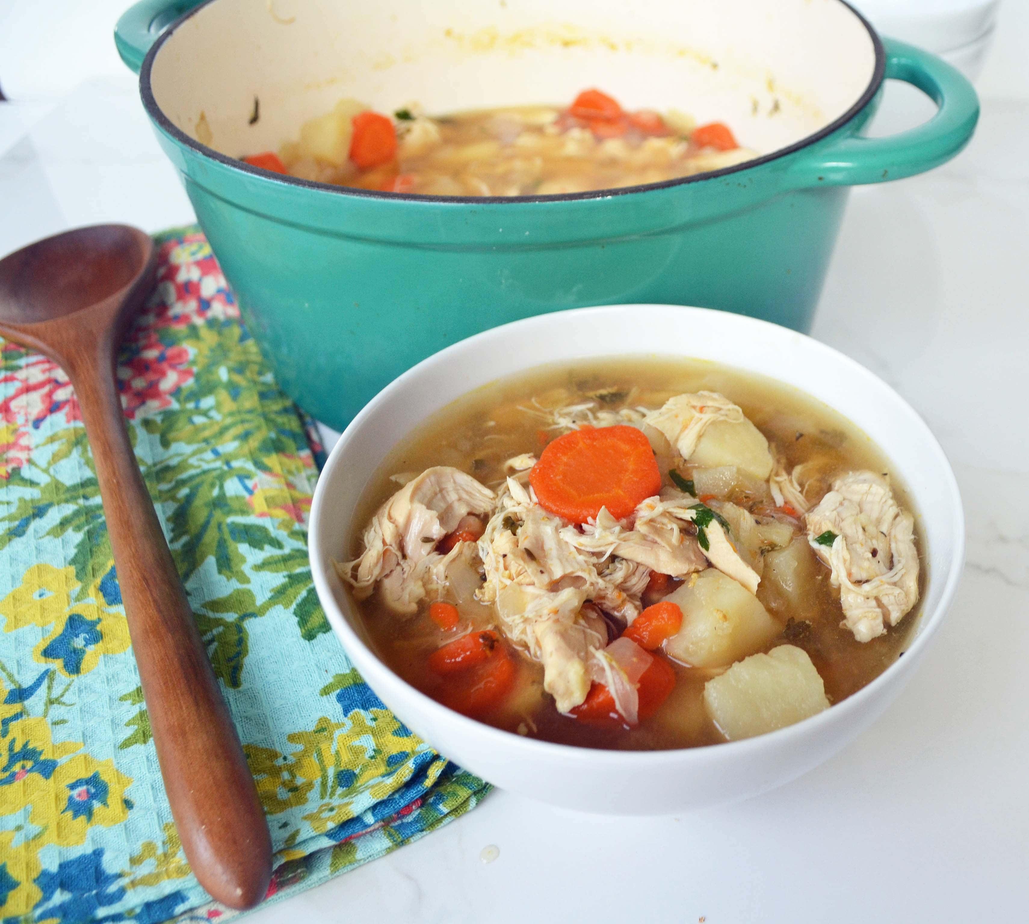 Mama's Best Chicken Soup