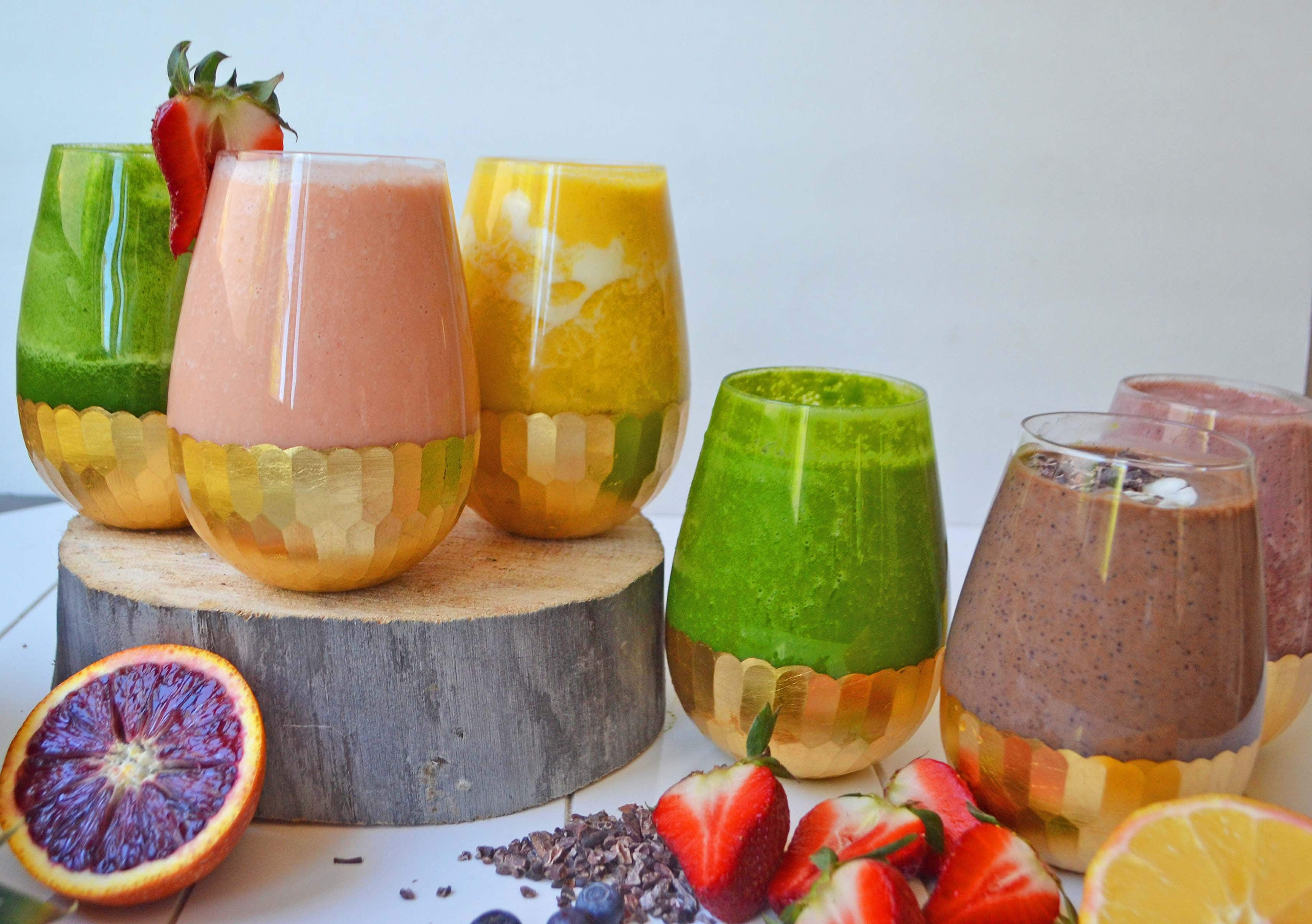 6 Healing Smoothies