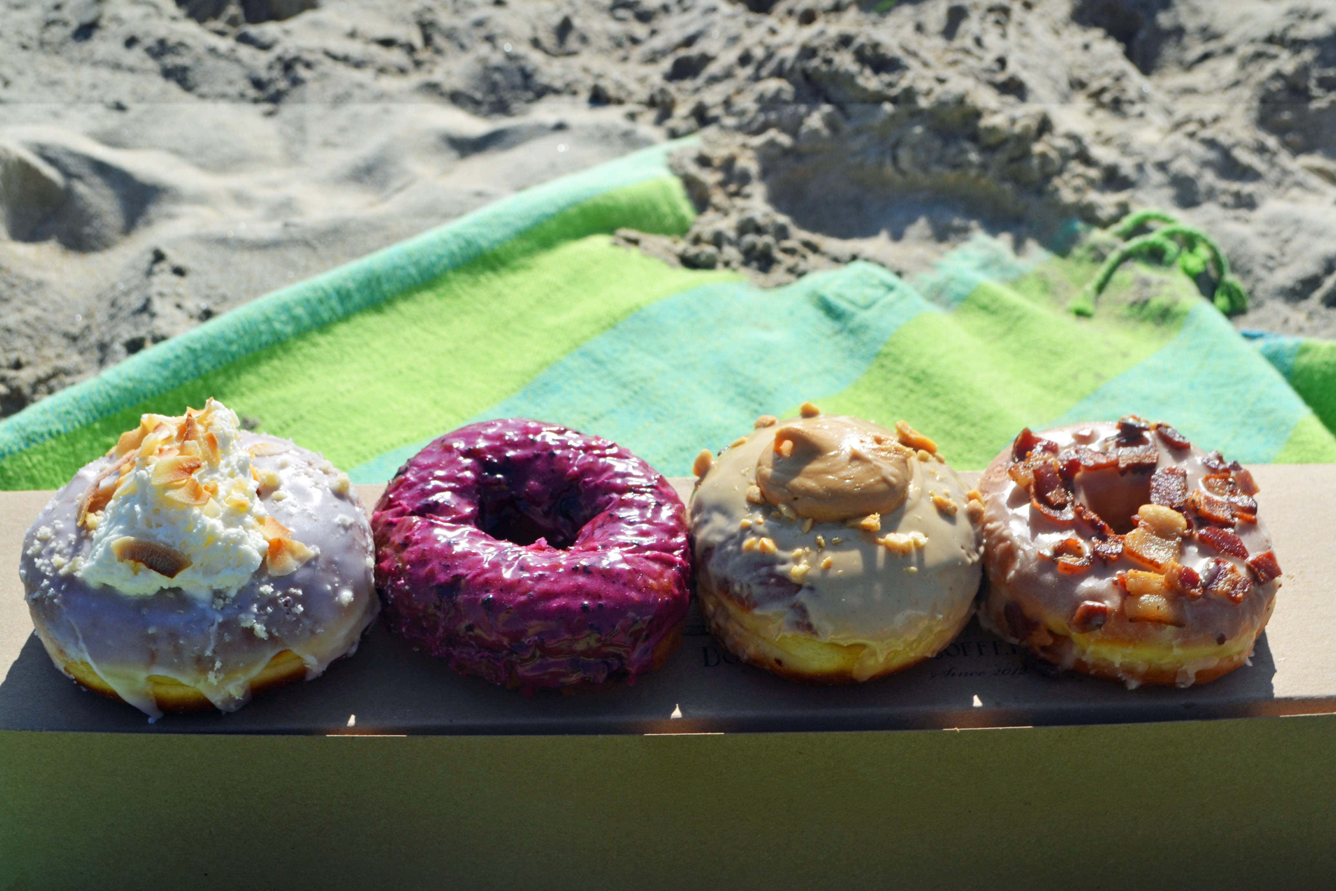 Sidecar Doughnuts Best Food to Eat on Pacific Coast Highway