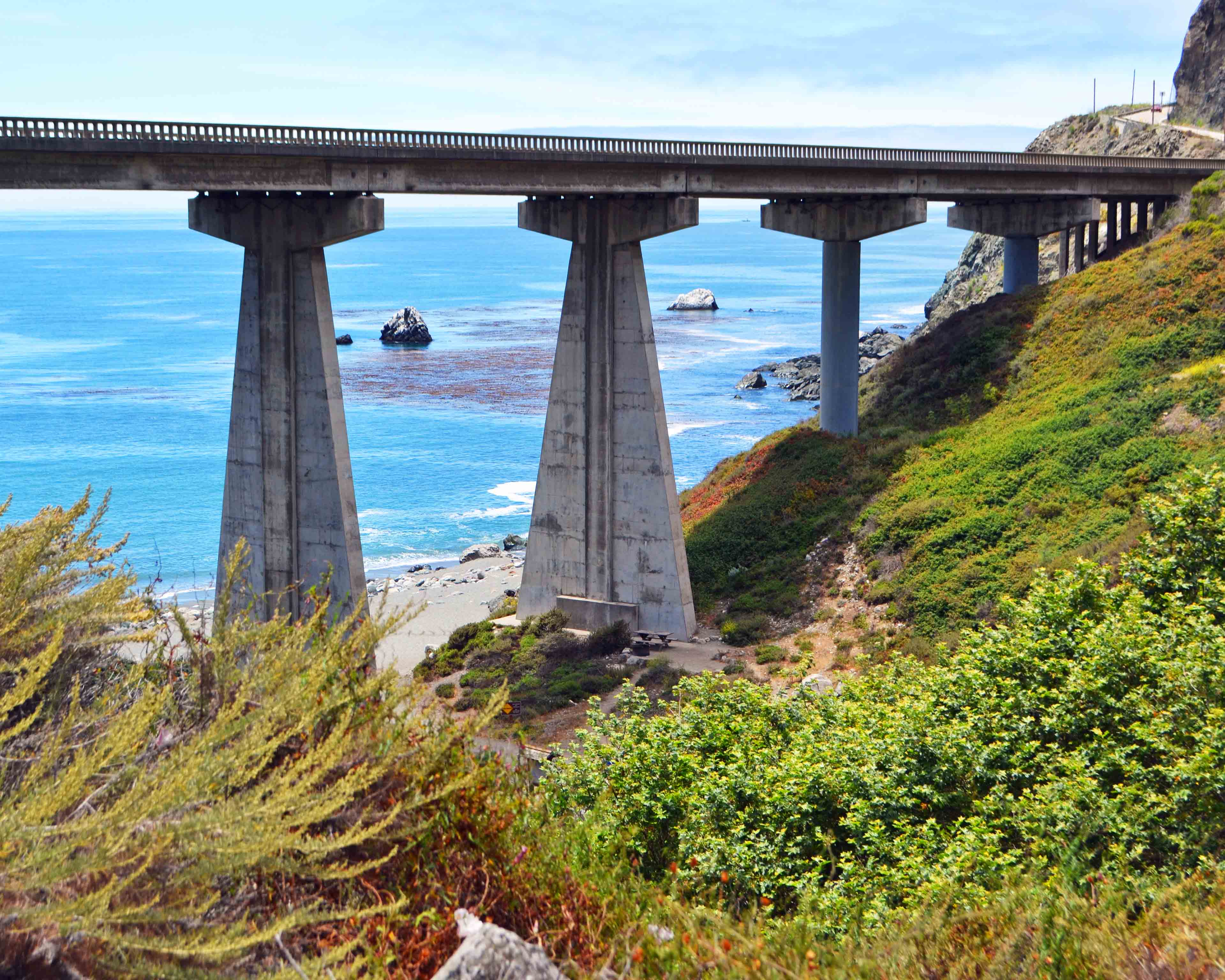 California Pacific Coast Highway 1 Road Trip Guide