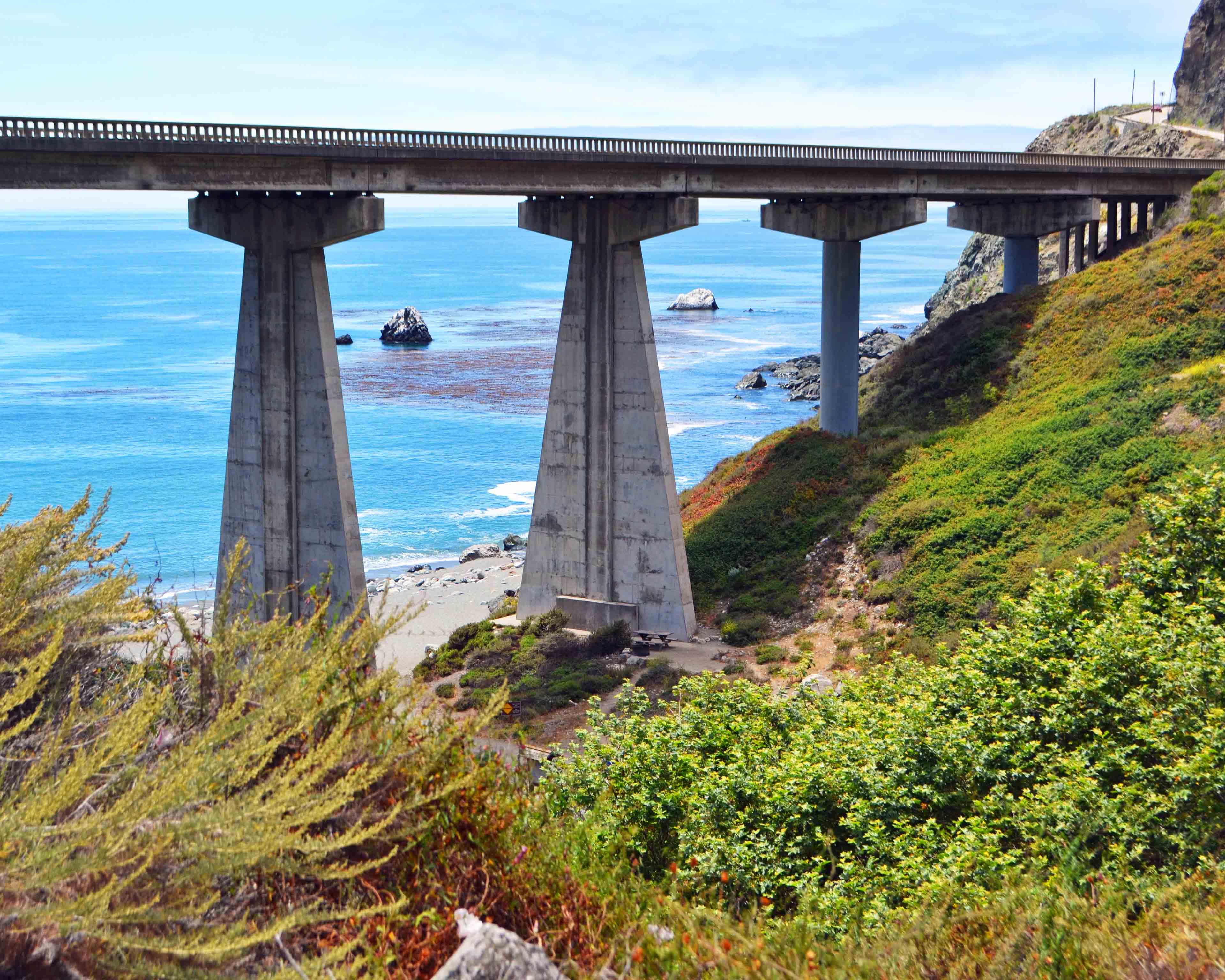 California Pacific Coast Highway 1 Road Trip Guide