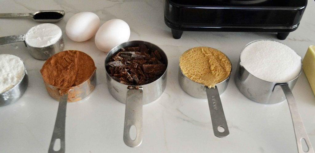 Double Chocolate Skillet Brownie Sundae by Modern Honey l www.modernhoney.com