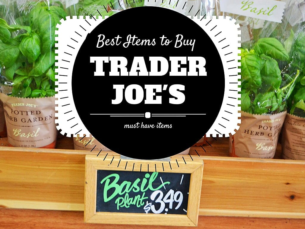 23bab220f7eab6 Best Items to Buy at Trader Joe s. The list includes the most popular items
