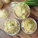 Parmesan Potato Risotto by Modern Honey l www.modernhoney.com