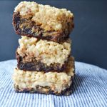 Bake Sale Trifecta Bars by Modern Honey l www.modernhoney.com