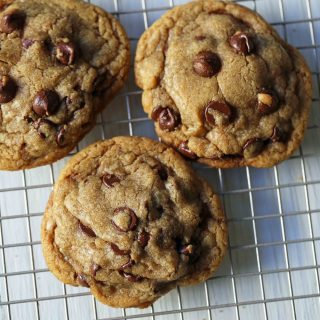 MJ's Top Secret Chocolate Chip Cookies