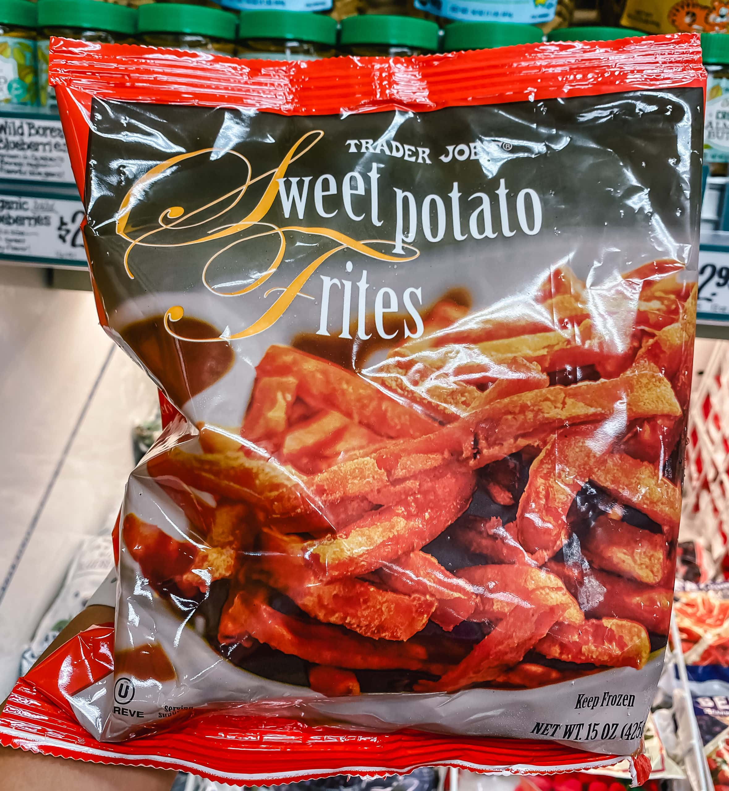 Sweet Potato Fries. The Best Things to Buy from Trader Joe's.