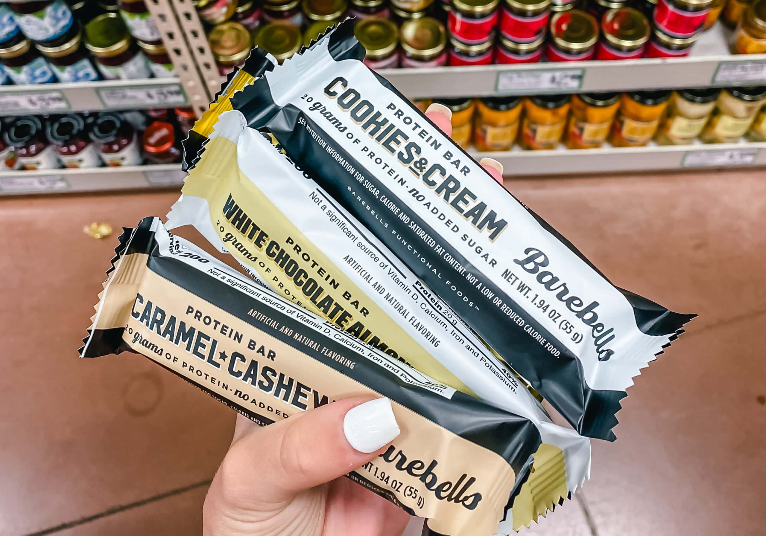 Barebells Protein Bars from Trader Joe's. The Best Things to Buy at Trader Joe's.