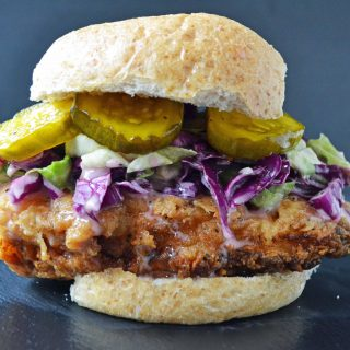 Bubby's Buttermilk Fried Chicken Sandwich