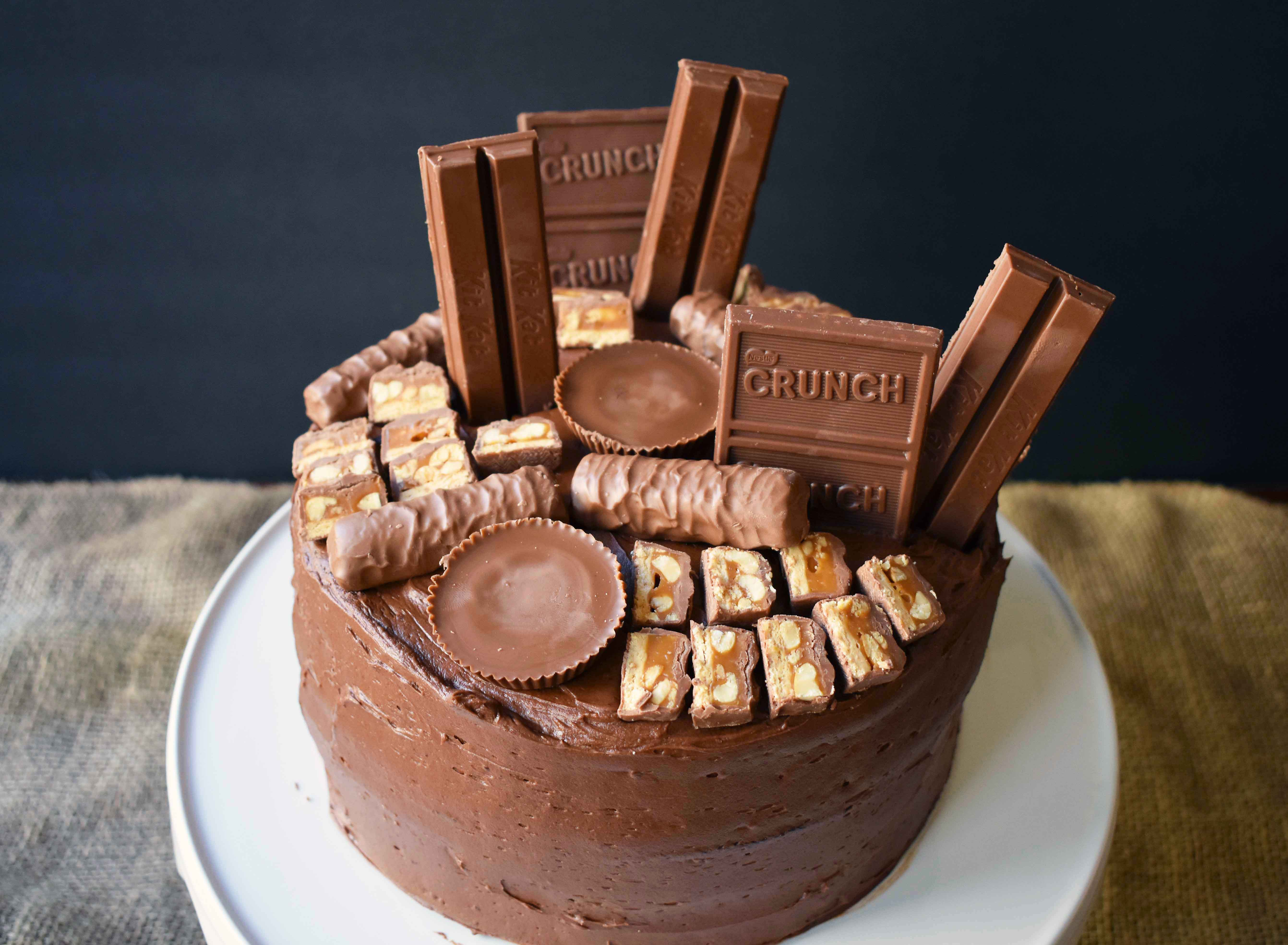 Cake Recipes Using Chocolate Bars