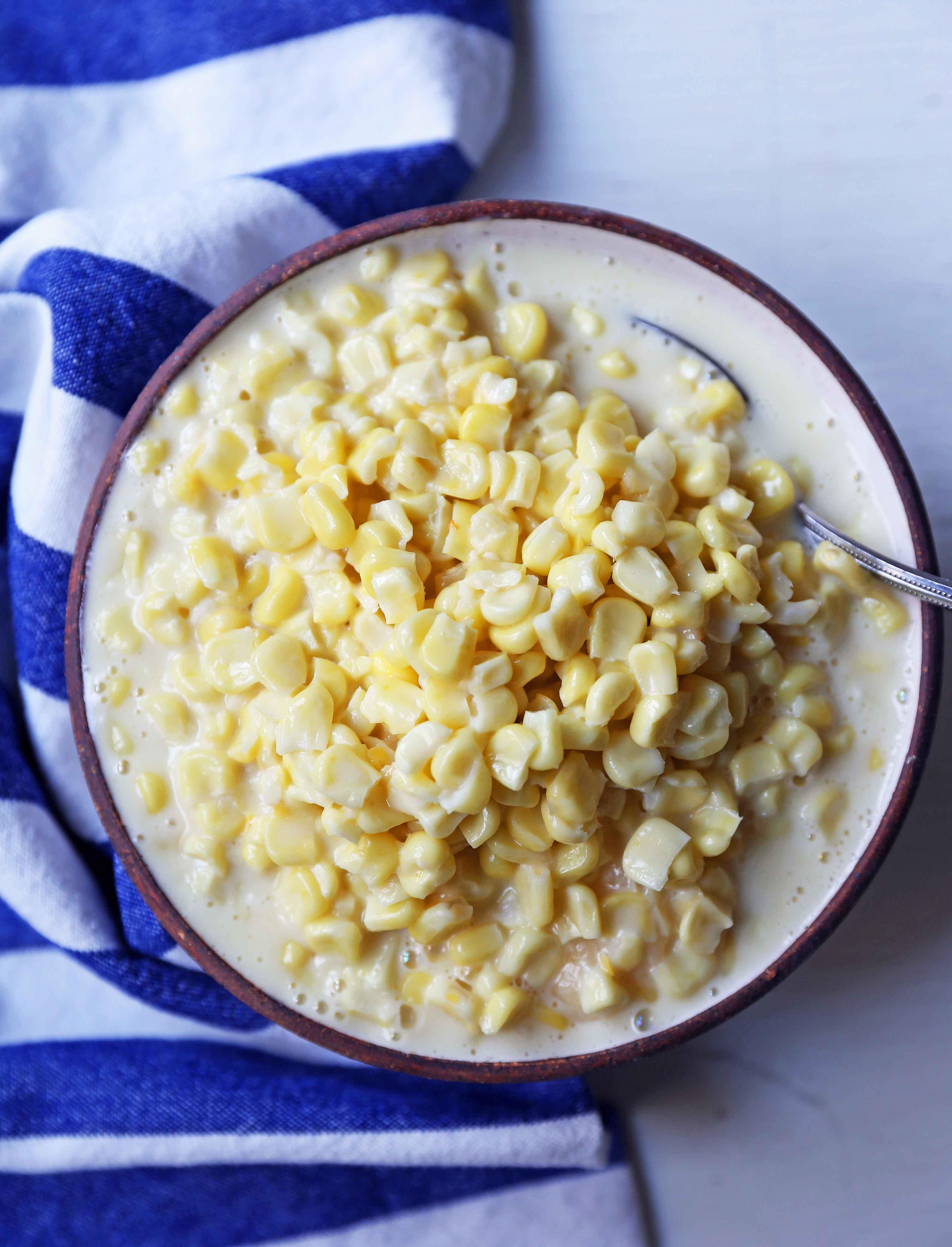 Gulliver S Creamed Corn Modern Honey