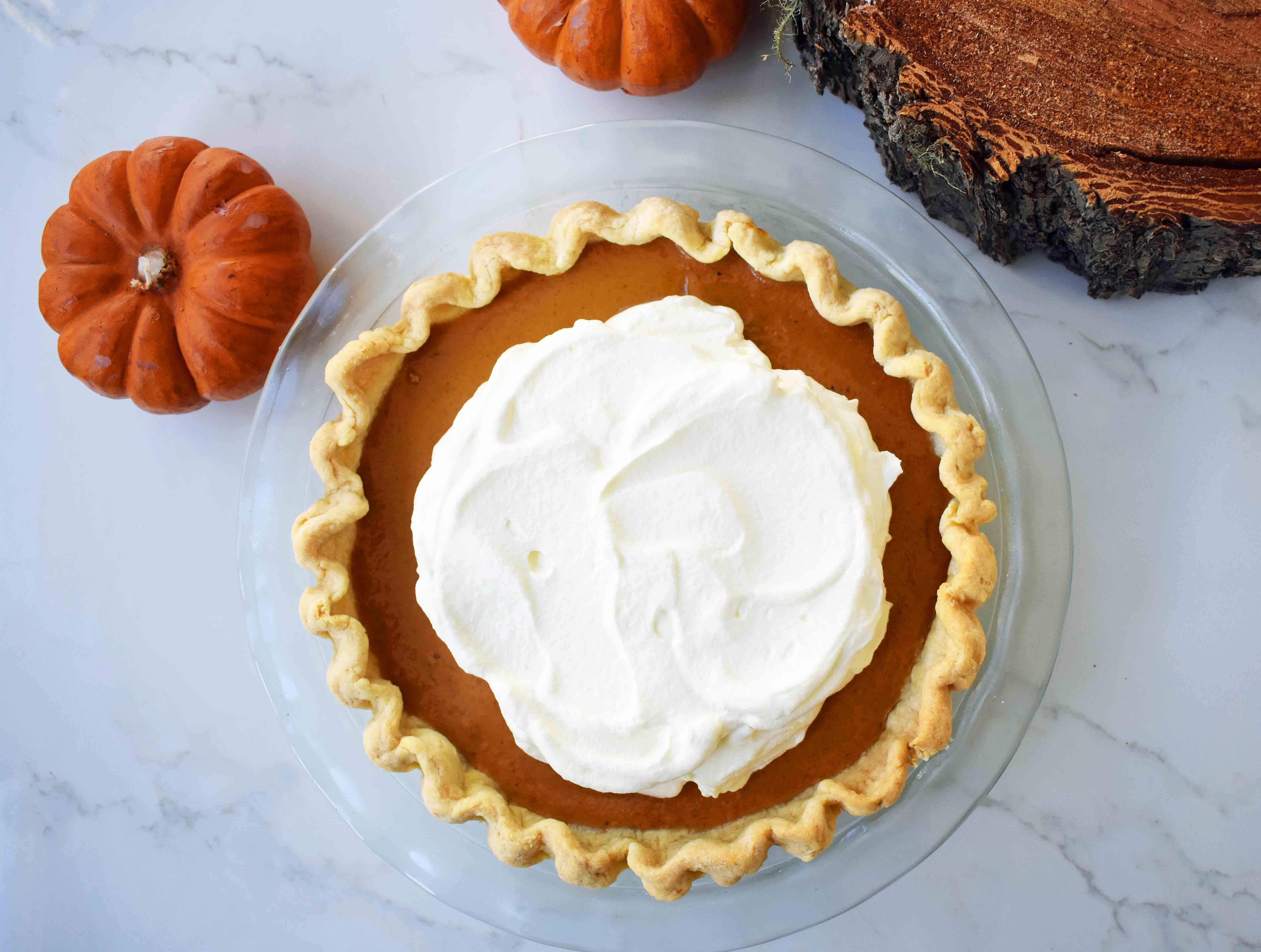 recipe: pumpkin pie with condensed milk vs evaporated milk [31]