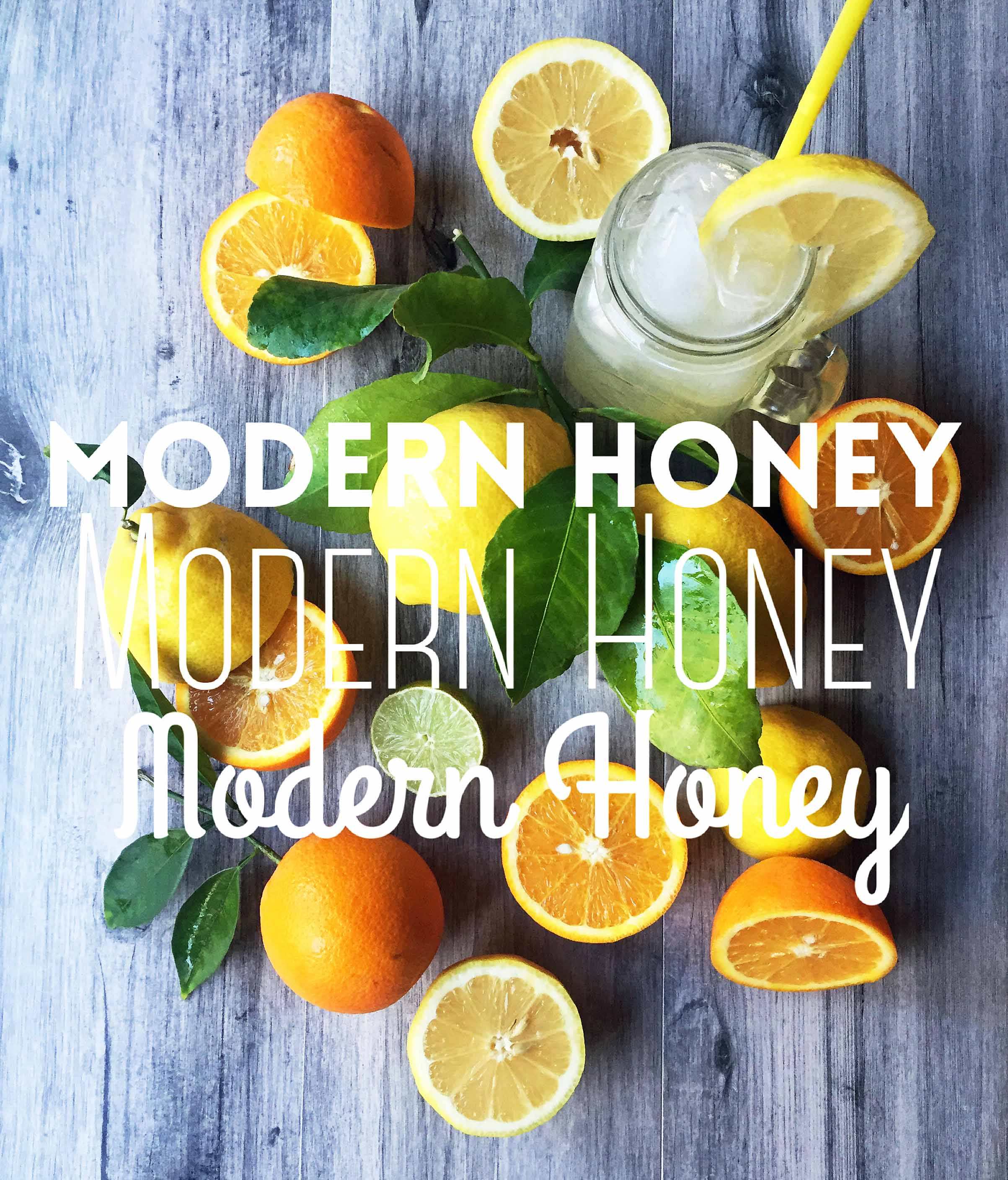 Modern Honey by Melissa Stadler