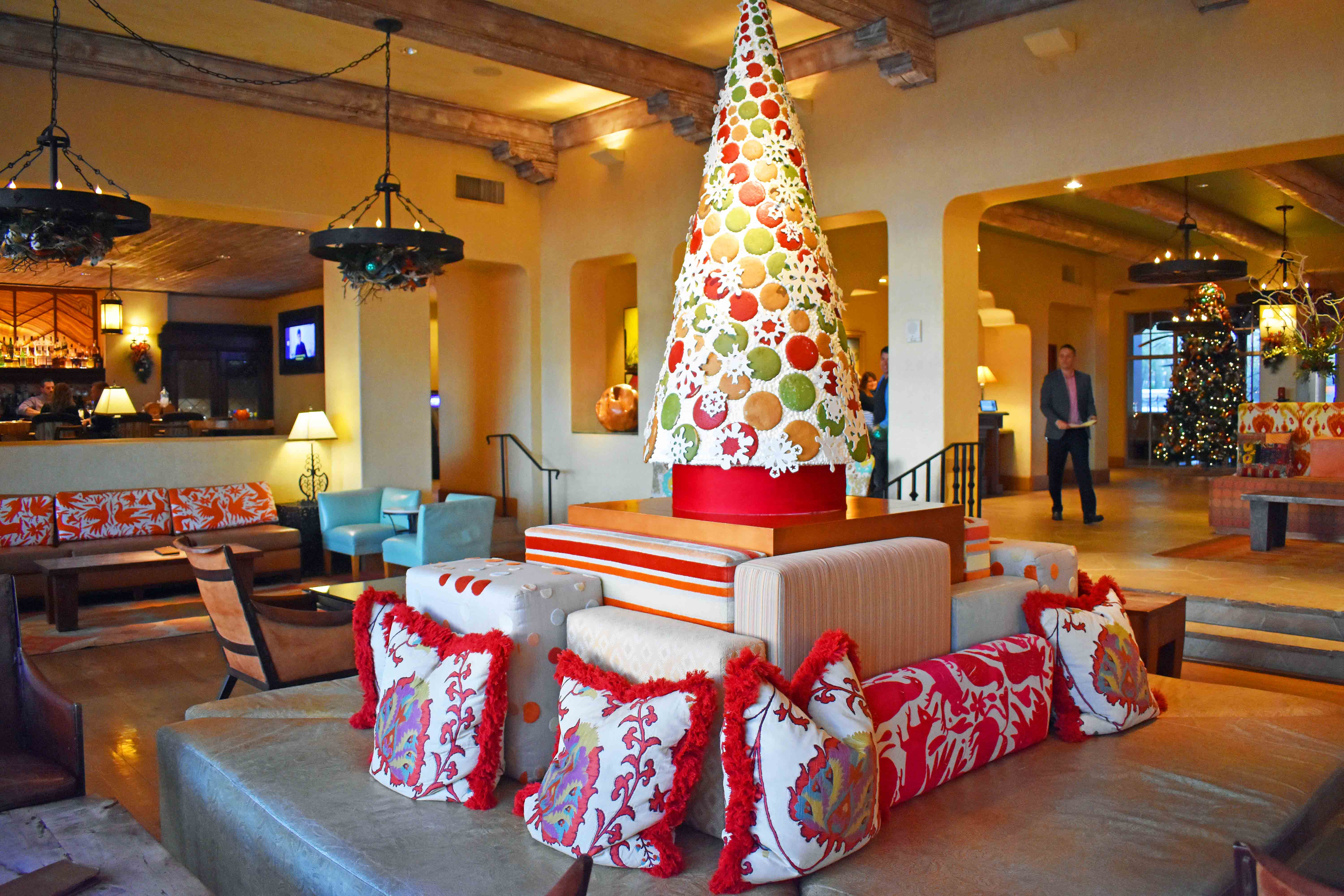 Arizona Four Seasons Christmas and Homemade Hot Chocolate.Christmas at Four Seasons Scottsdale Troon North.