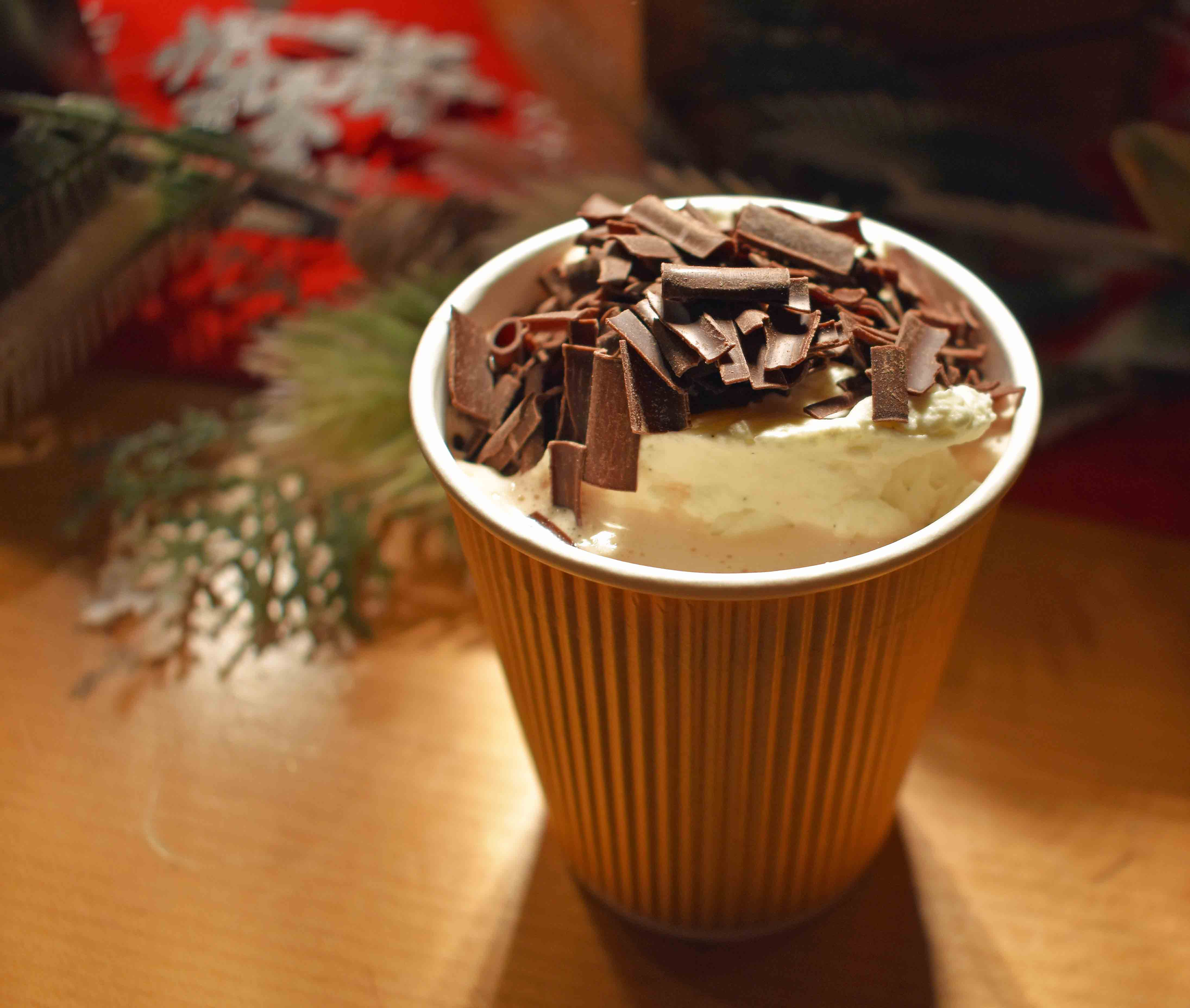 Arizona Four Seasons Christmas and Homemade Hot Chocolate. Four Seasons Scottsdale Troon North Festival Flicks.
