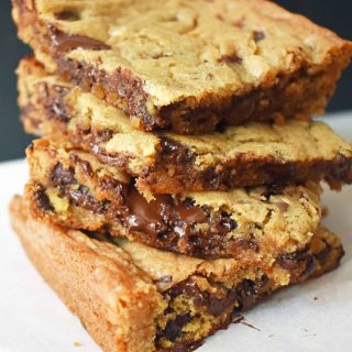 Chocolate Chip Cookie Bars