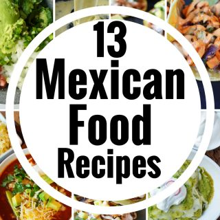 Cinco de Mayo Mexican Food Recipes