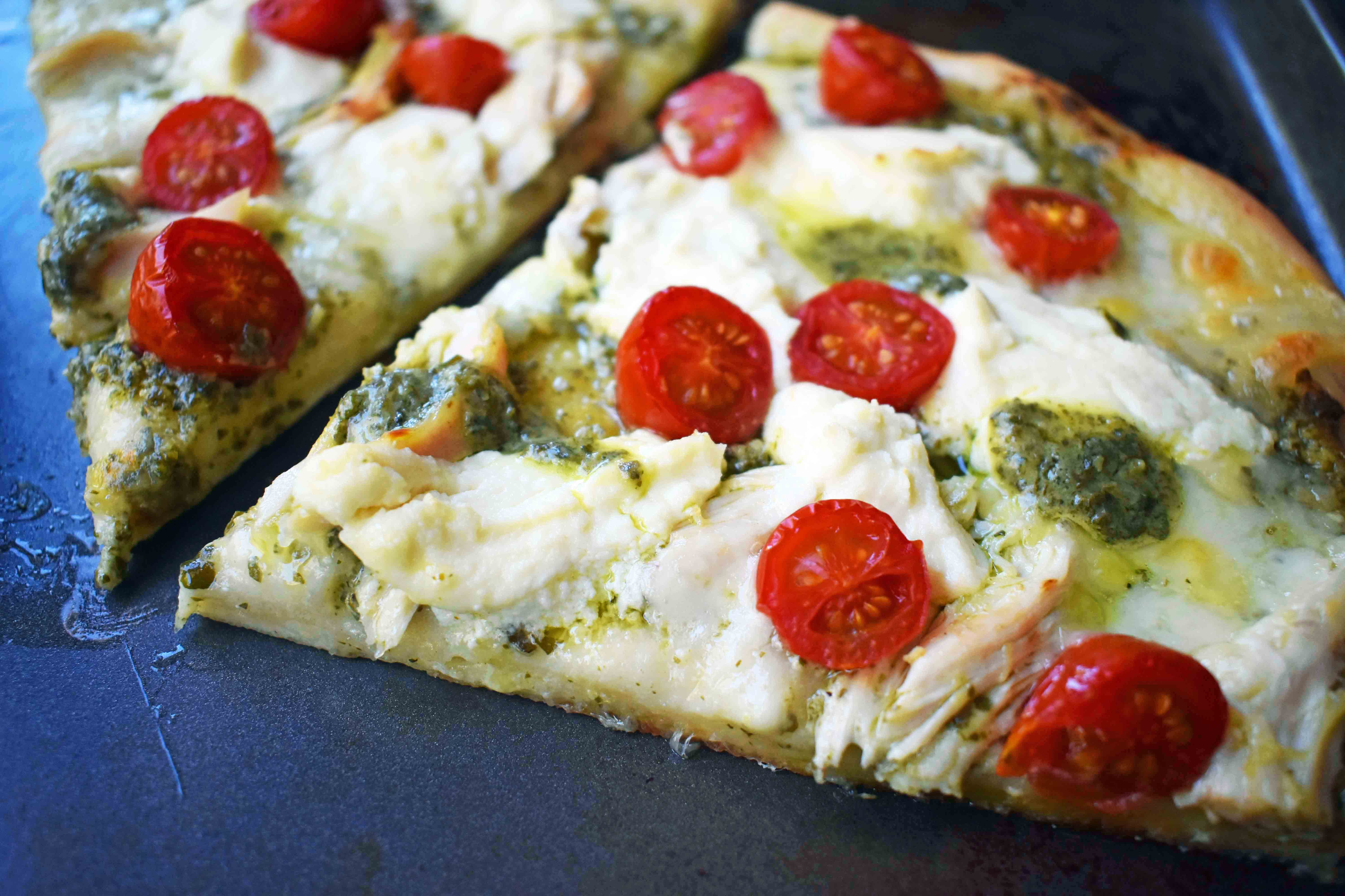 recipe: talian pesto pizza [34]