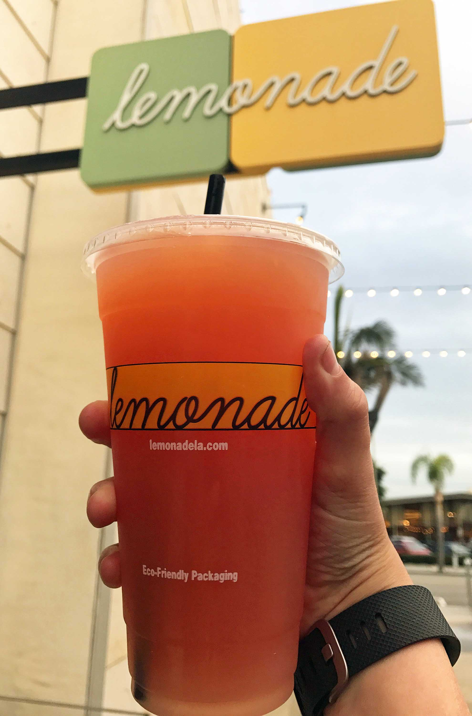 Best Places to Eat in Orange County. The most popular restaurants, food, and dessert in California. www.modernhoney.com Lemonade restaurant in California