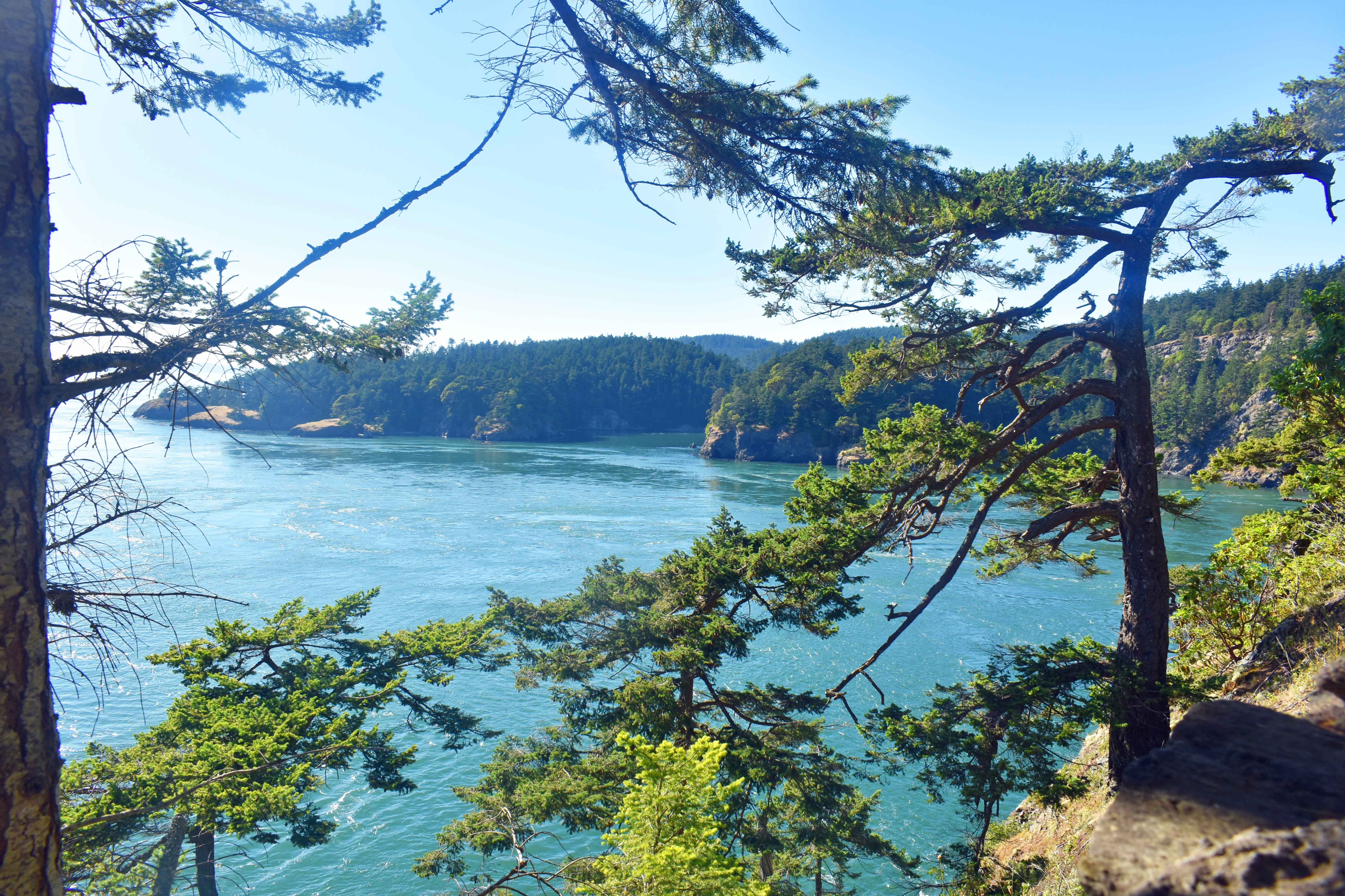 Deception Pass State Park on Whidbey Island. Best Places to Eat and See in Seattle. The most popular spots to visit and the best restaurants. Tips on the best places to see in Seattle Washington. www.modernhoney.com