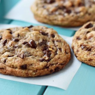 Copycat Doubletree Hotel Chocolate Chip Cookies