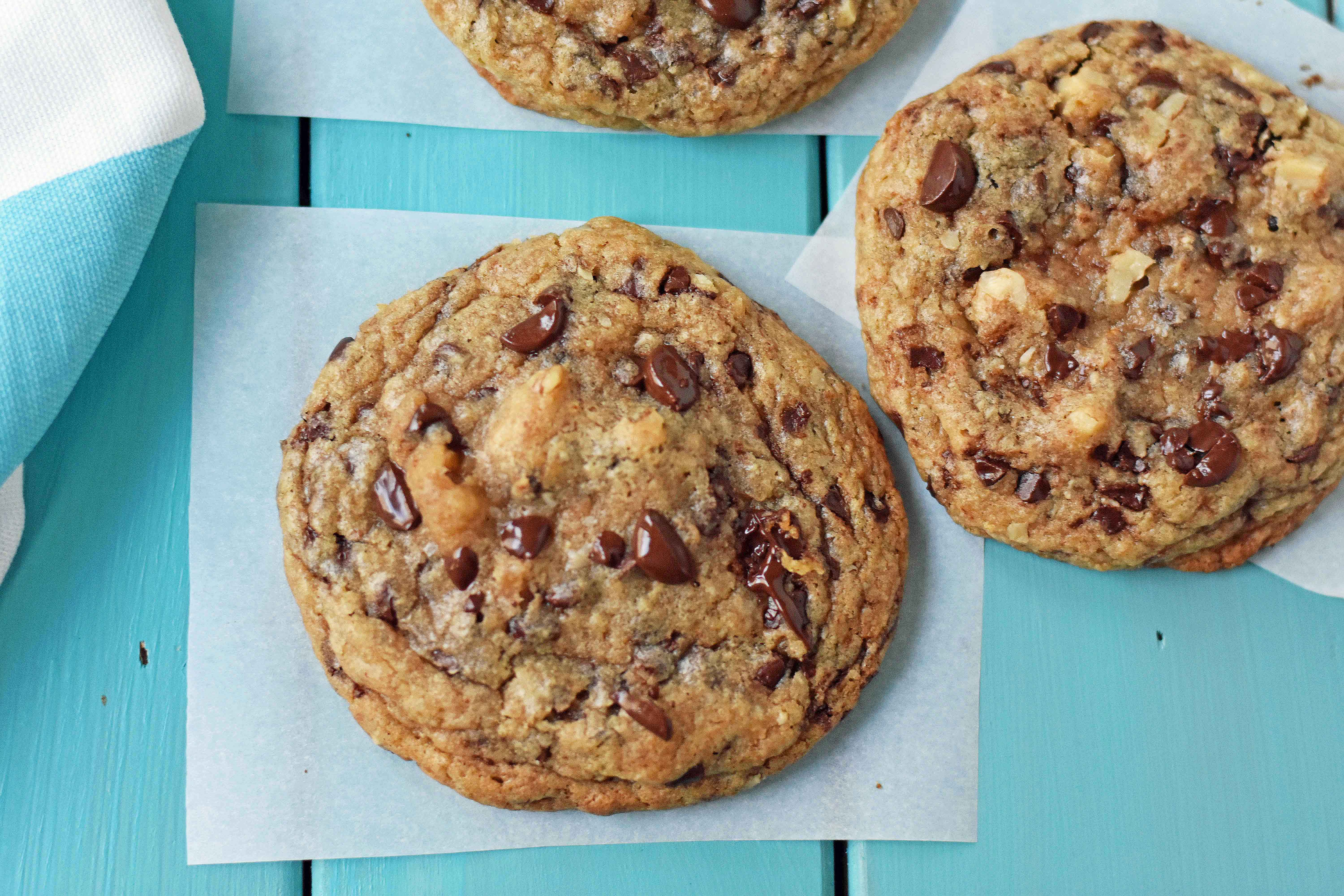 Mel S Kitchen Cafe Chocolate Chip Cookies