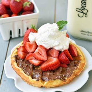 Best Belgian Liege Waffles