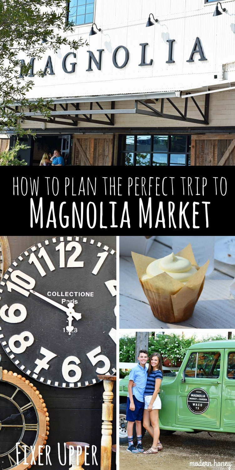 How to plan the perfect trip to Magnolia Market in Waco