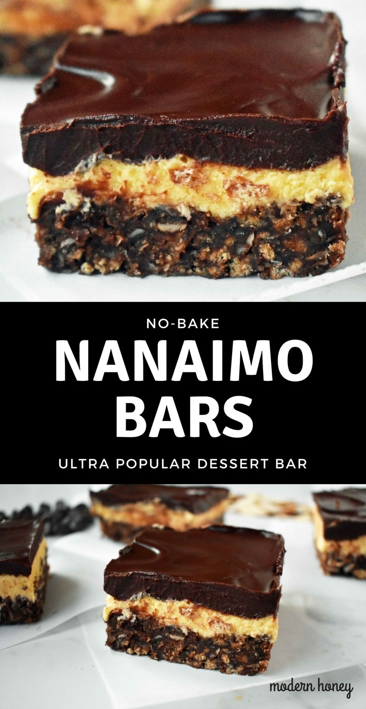 Nanaimo Bars – Modern Honey