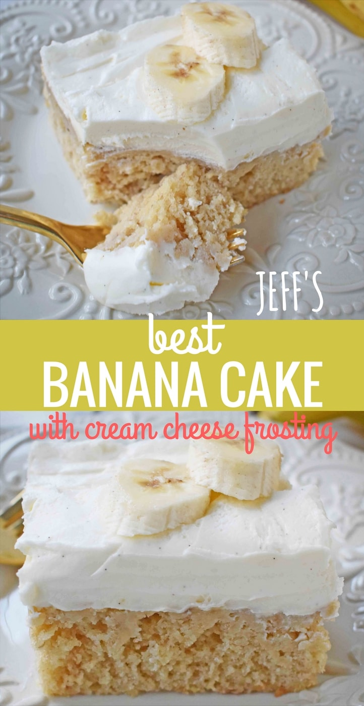 Best Ever Banana Cake Recipe Freezer