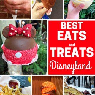 Best Eats and Treats at Disneyland