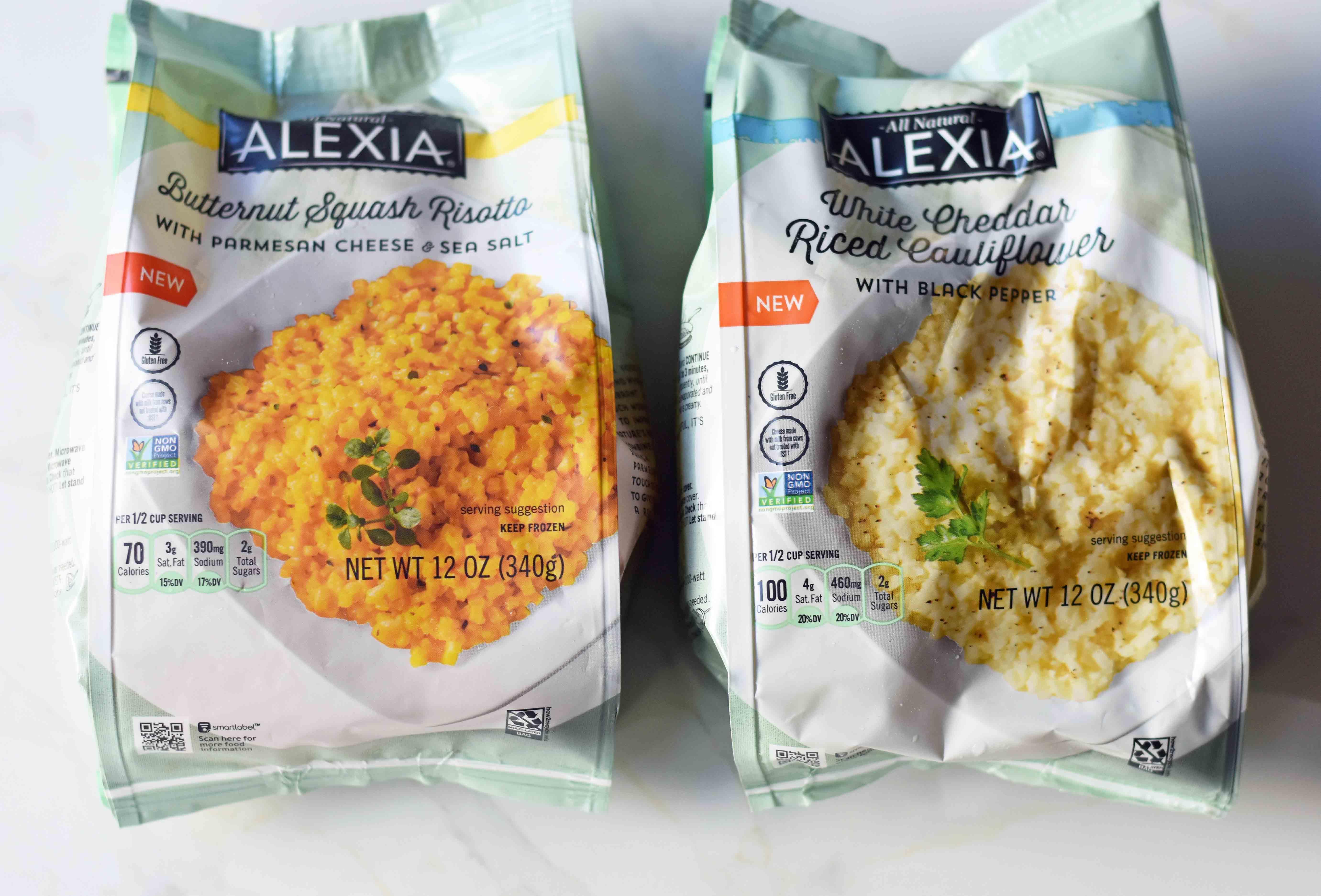 Alexia Premium Side Dishes