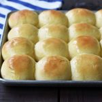 Best Homemade Dinner Rolls made from scratch. Perfect dinner rolls made with simple ingredients. Steps on how to make the best dinner rolls ever. www.modernhoney.com