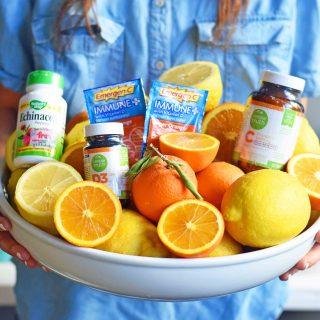 Ways to Keep Your Immune System Healthy and Strong. How to boost immune system. Ideas of Immune system boosters to keep you from getting sick. How to fight off illness and keep immune system strong and healthy. Simple Truth vitamins, Emergen-C, Echinacea from Kroger Fry's stores. www.modernhoney.com