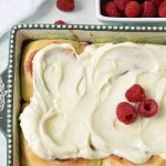 Raspberry Sweet Rolls with Cream Cheese Frosting. The best homemade raspberry rolls with cream cheese icing. How to make the best sweet rolls. www.modernhoney.com