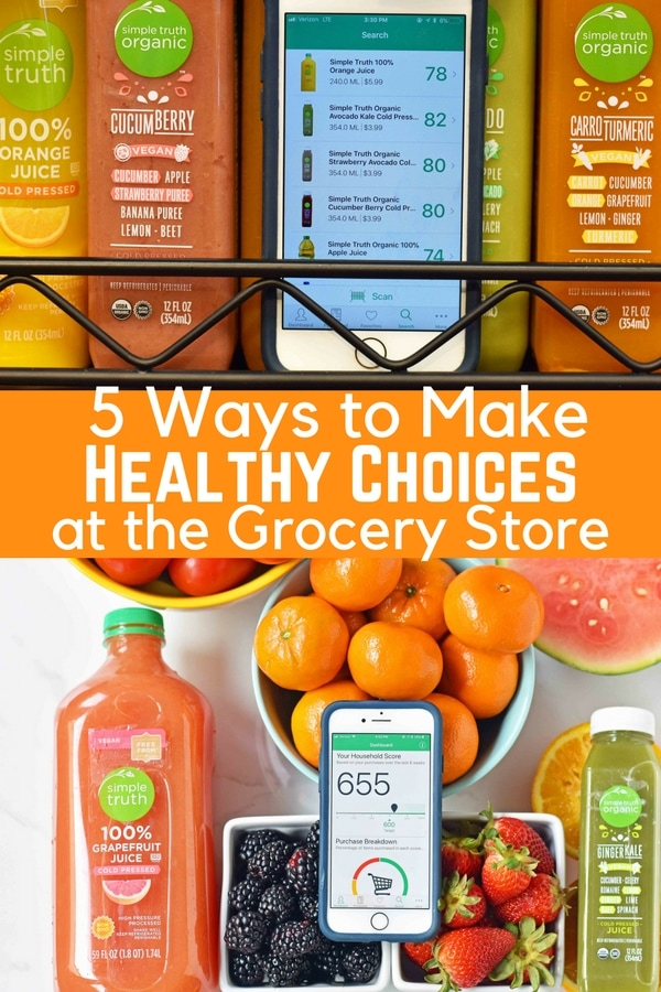 How to Make Healthy Choices at the Grocery Store. How to find healthy alternatives while grocery shopping. Ways to make healthy choices while grocery shopping. www.modernhoney.com