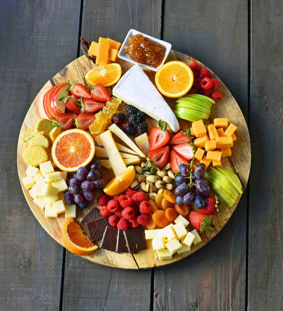 How To Make The Best Fruit And Cheese Board Modern Honey