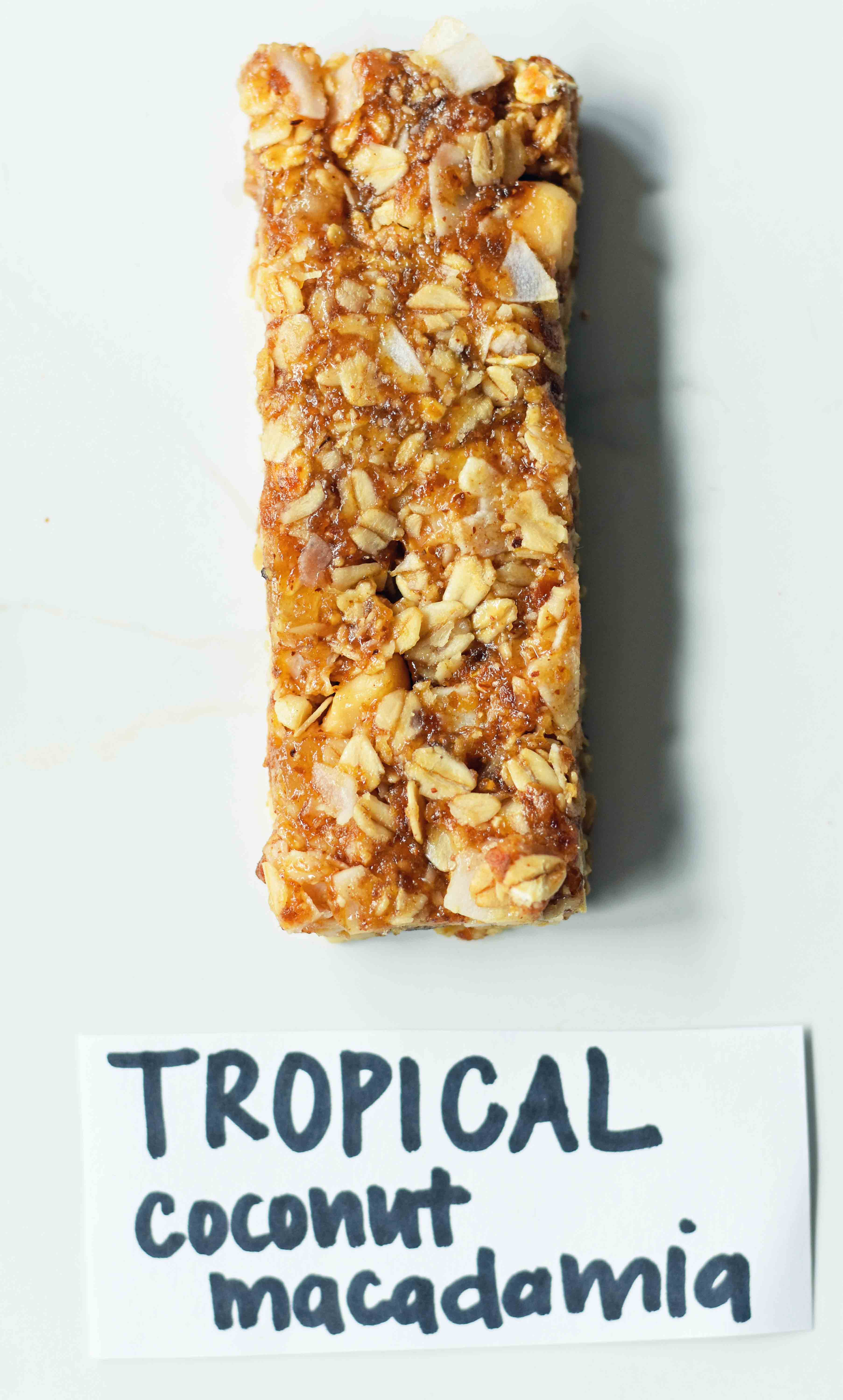 6 Homemade Granola Energy Bars Recipes