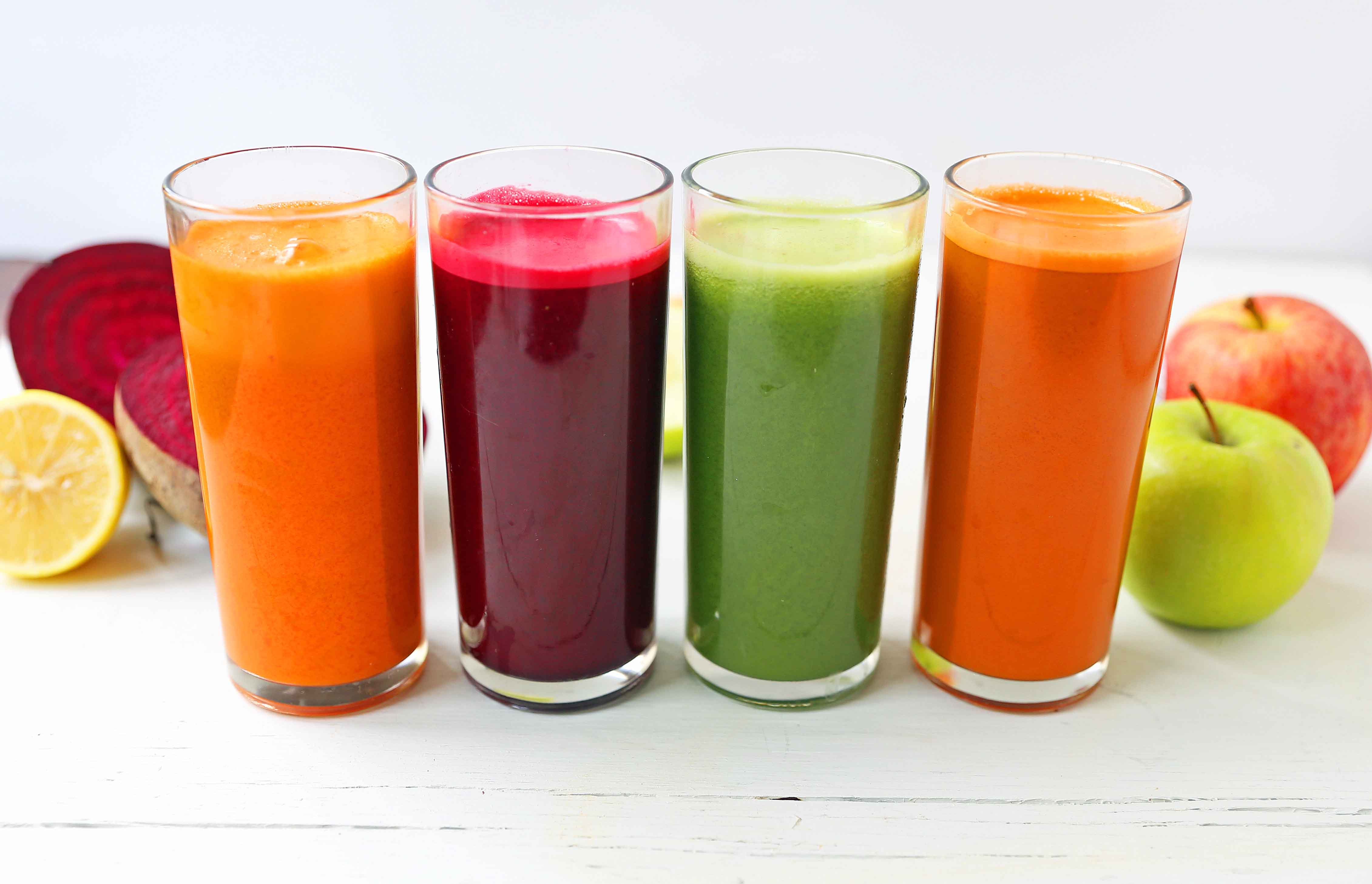 what is a healthy juice diet