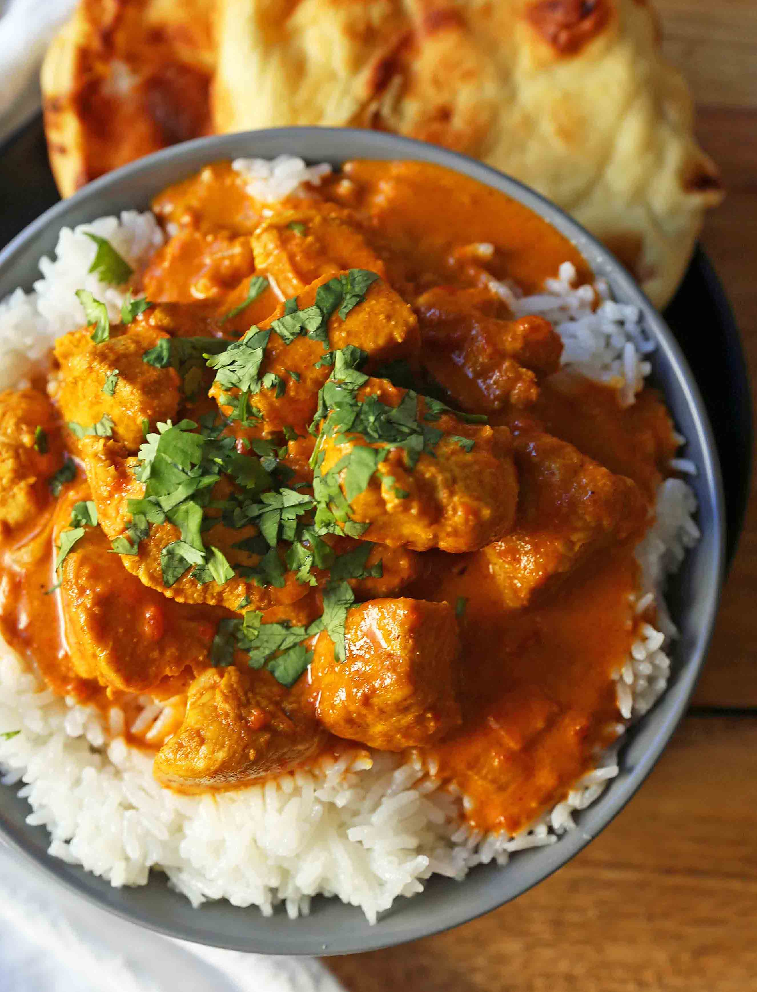 Chicken Tikka Masala Modern Honey