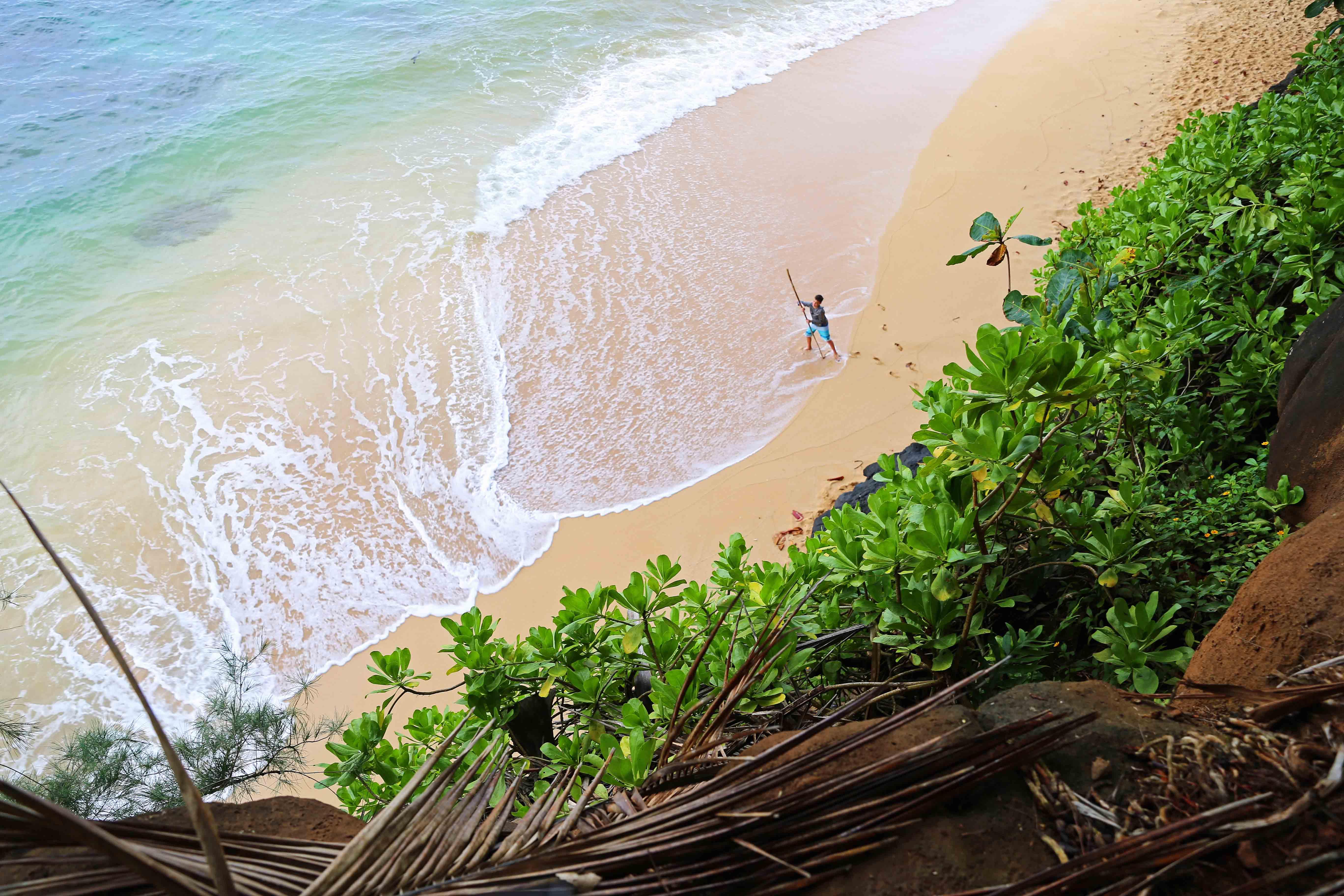 Kauai Hawaii Travel Guide. Hideaway Beach Kauai Hawaii