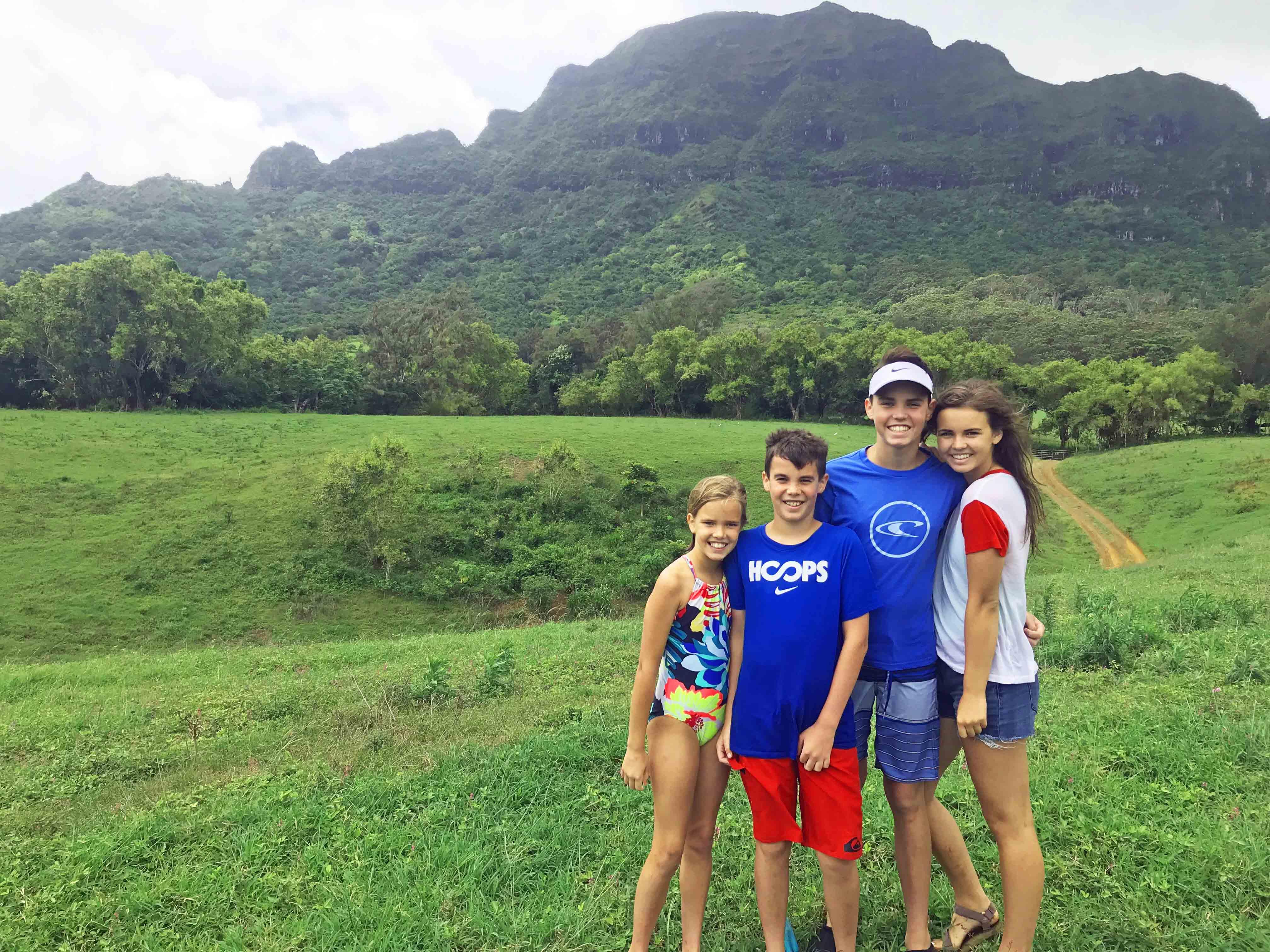Kauai Travel Guide. Kauai Hawaii Ranch Excursion