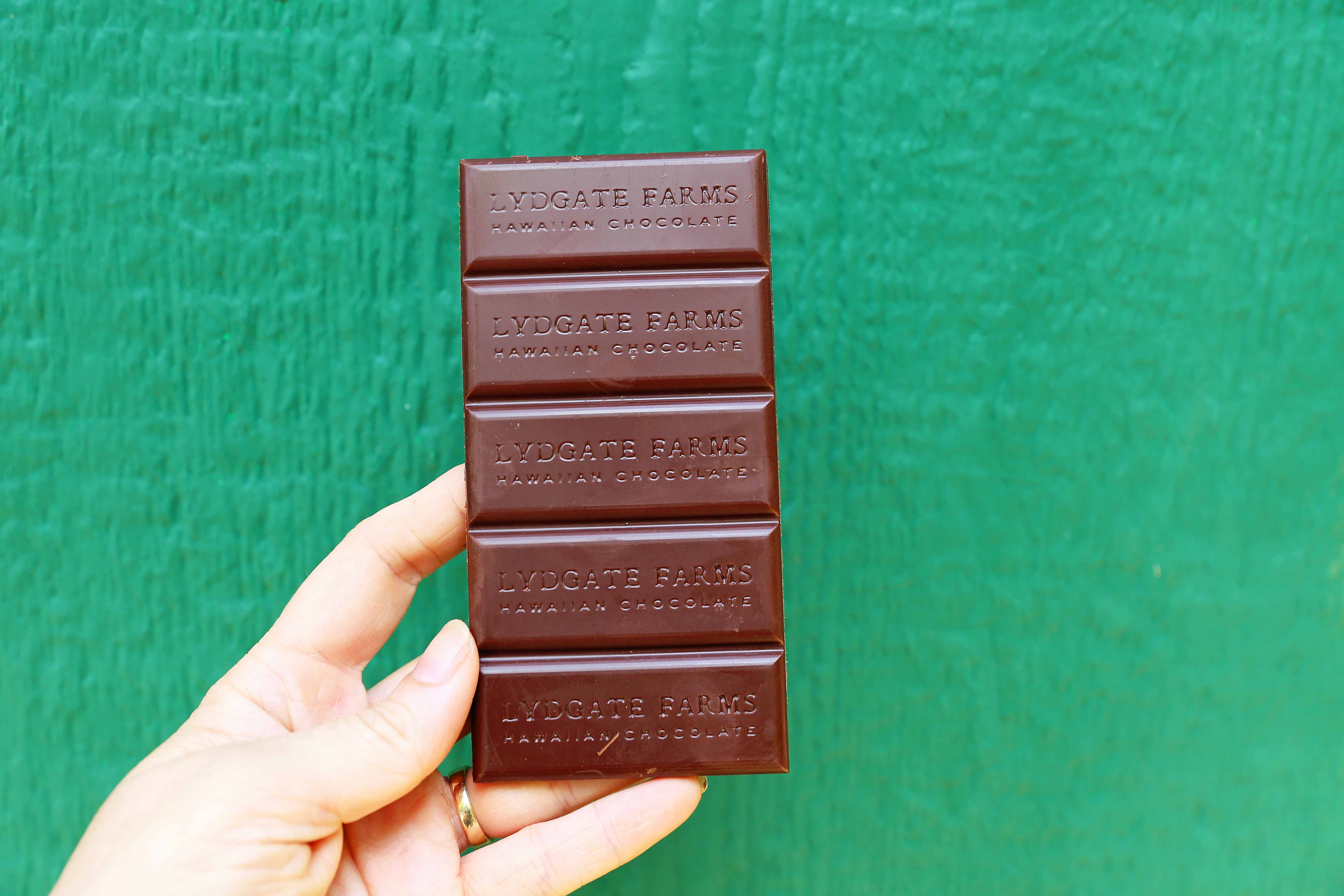 Lydgate Farms Chocolate Bar Tour