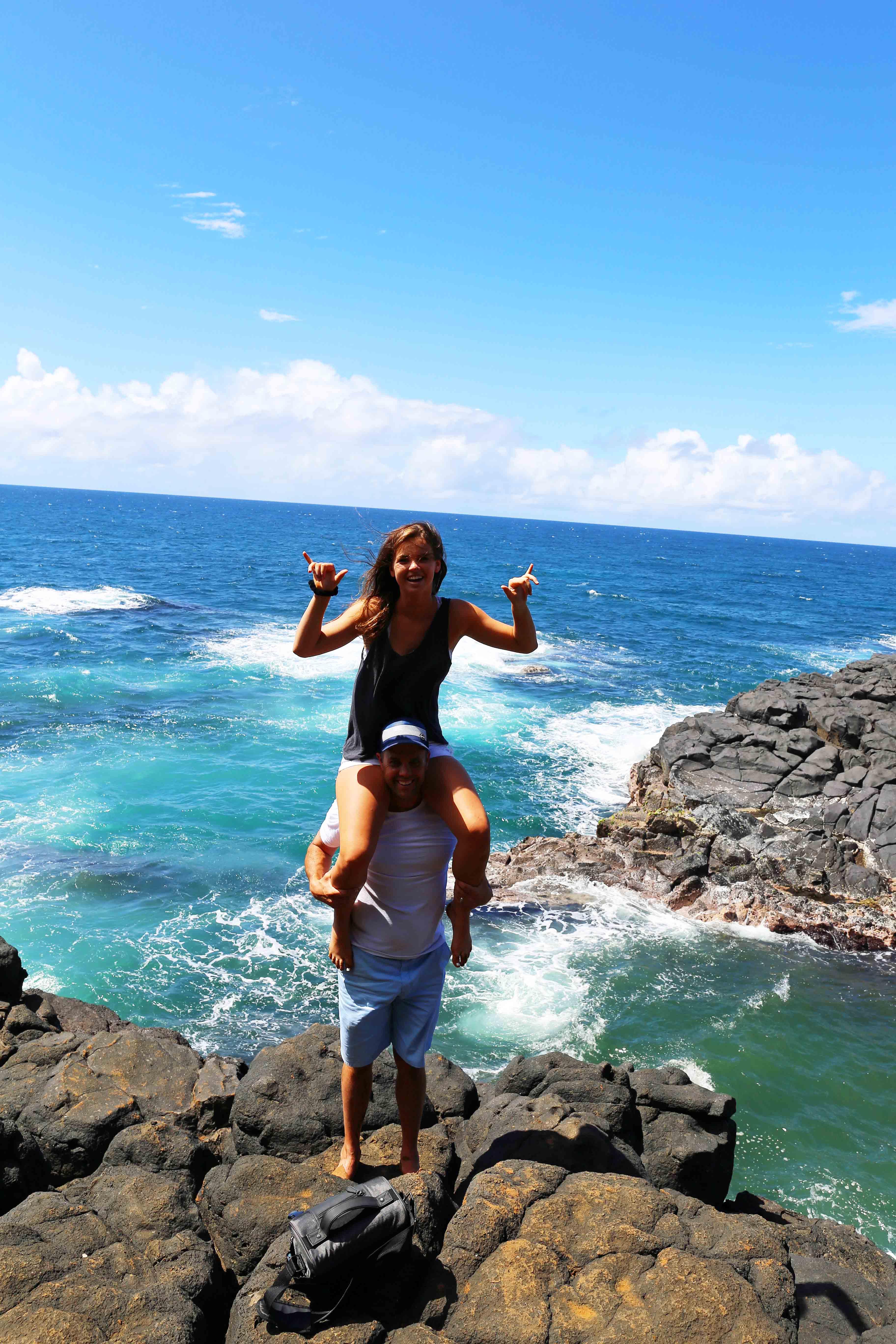Kauai guide map | franko's fabulous maps of favorite places.